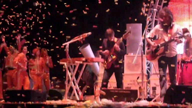 Jamiroquai hizo bailar a GEBA